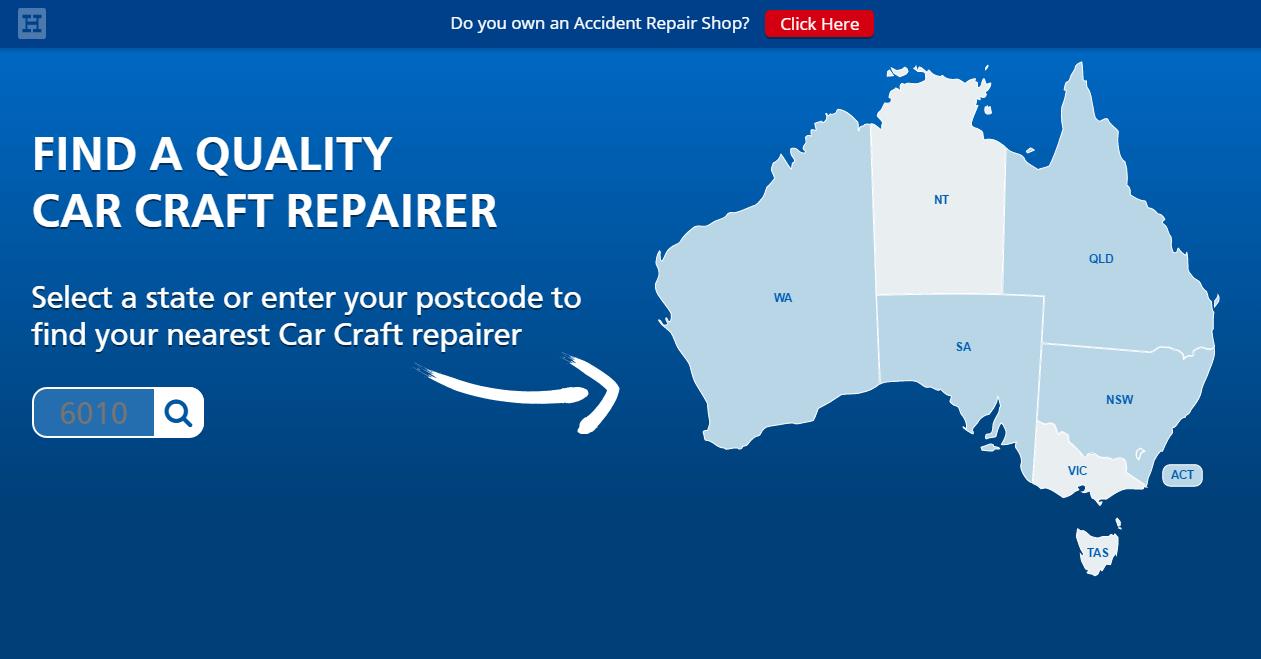 Australia map plugin