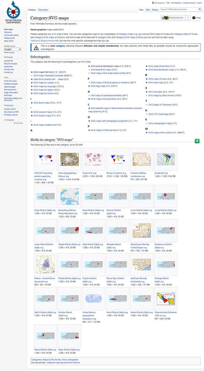 svg maps on wikimedia